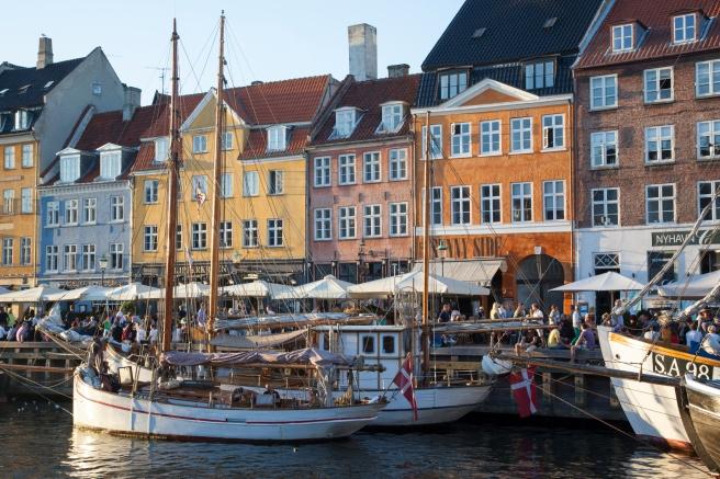 Copenhagen fishing boats in Nyhavn_Medium_1
