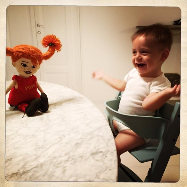 Oddio, Pippi: I Love U!
