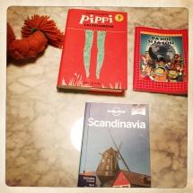 Letture varie pre-Scandinavia