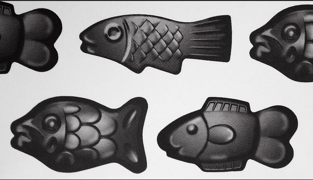 pesci di liquirizia, sì