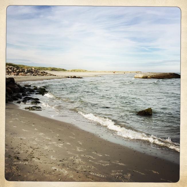 La spiaggia di Grenen