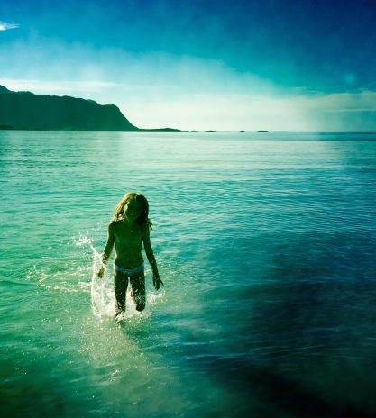 La Berenice fa il bagno nel Mar Glaciale Artico