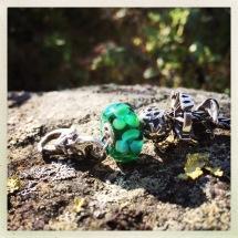 il Trollbead bosco verde