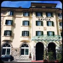 il Grand Hotel Savoia